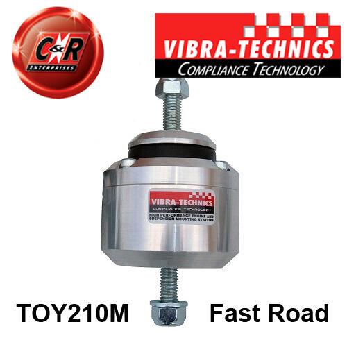 Para Marca II 1JZG (T) E, 2JZGE 92-96 Vibra Technics Motor Montaje Fast Road