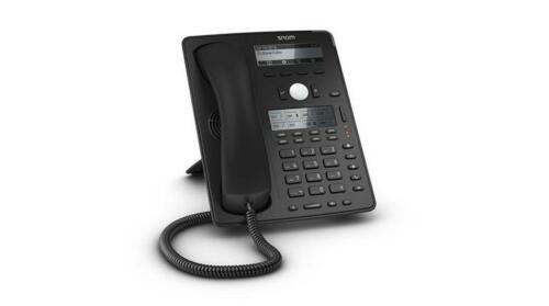 NEW Snom D745 High-Resolution Display SIP Phone 4259