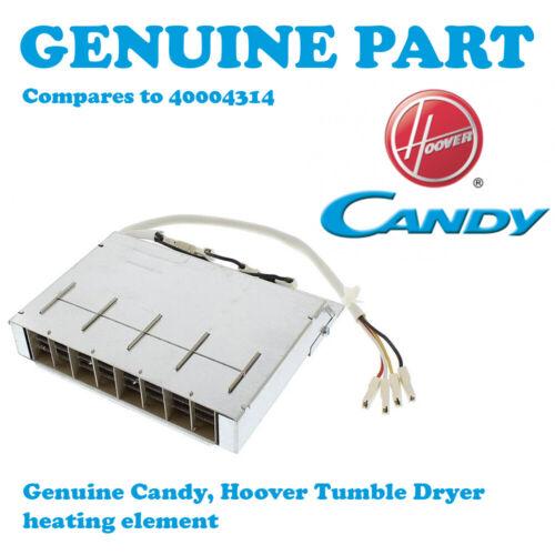 Hoover AB HDV 6 AB HDV 7 FM AB TC650 001 Sèche-linge élément chauffant