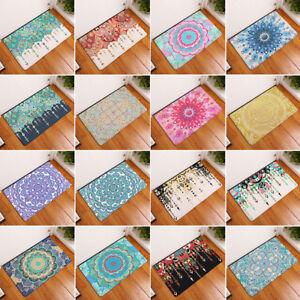 FA-KE-Boho-Mandala-Carpet-Rug-Non-slip-Door-Mat-Floor-Mat-Kitchen-Bathroom-Pad