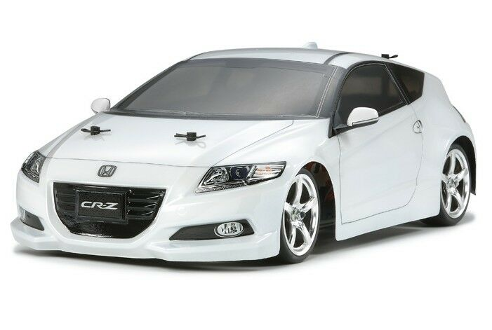Tamiya 58490 1 10 RC FWD On-Road Car FF03 Chassis Kit Honda CR-Z ZF1
