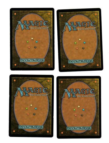 4x Allied Strategies Played Planeshift Mtg Magic Commander EDH 4x x4