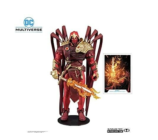 MCFARLANE TOYS WHITE KNIGHT #1 AZREAL ACTION FIGURE PRE ORDER