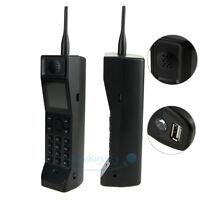 Classic Old Vintage Brick Cell Phone Retro Mobile Phone Black Dual Sim + Camera
