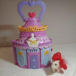 My Little Pony Castle House, Vintage G1 Baby Stockings My Little Pony & Bathtime