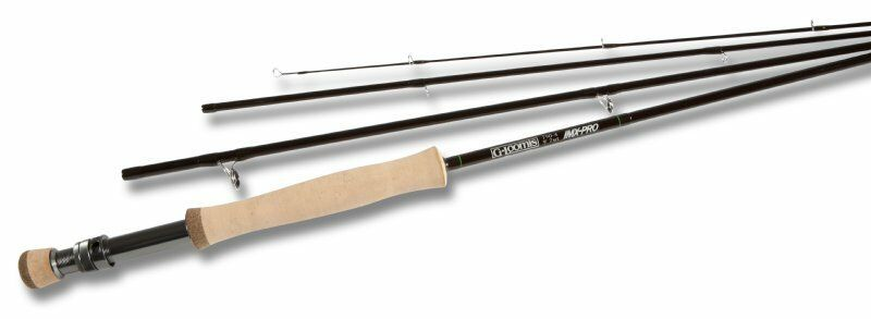 G.Loomis IMX-PRO 7100-4 Fly Rod - 10'- 7wt - 4pc - New - FREE FLY LINE