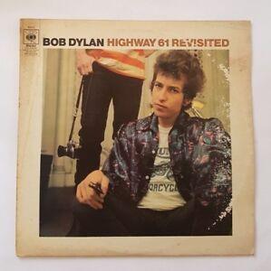 Bob Dylan - Highway 61 Revisited - SBPG 62572 - UK Pressing - Vinyl LP