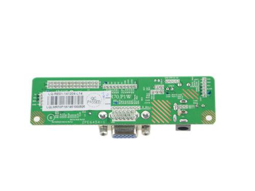 VGA LCD Controller Board kit Work for 14.0inch B140EW01 V0 V.1 LCD Panel