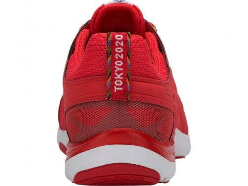 Details about  /2020 Tokyo Olympic Emblem Shoes GEL-MOOGEE 1293A002 Classic Red