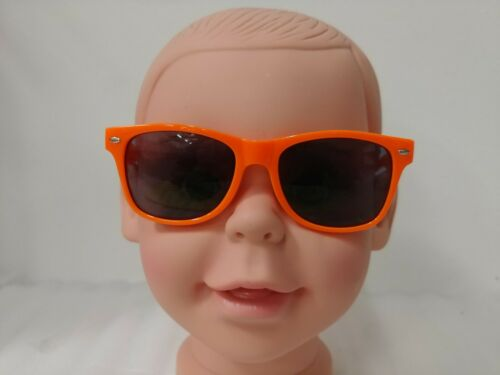 Small Kid Size Sqaure Lens Glasses Nerd Hipster Child Costume Age 3+