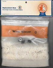 Kerosene Heater Replacement Wick #8 from Keromate with Instructions