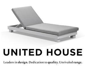 Outdoor Aluminium Sun Lounge Chair