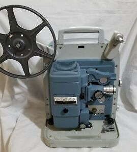 VINTAGE BELL & HOWELL MOVIE PROJECTOR 363 SUPER AUTO LOAD 8MM XLNT CONDITION