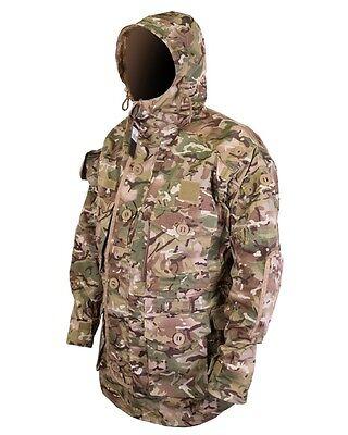 BTP SAS Smock Alternative MTP Multicam Windproof Sniper Military Army Jacket