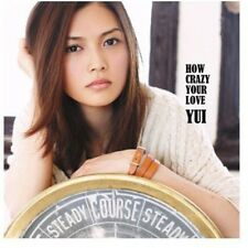 Yui - How Crazy Your Love [New CD]