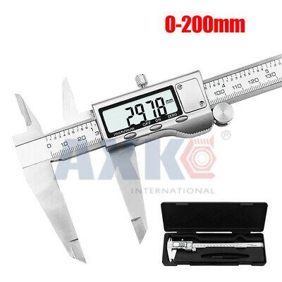Metal 8 Inch 250mm Stainless Steel Electronic Digital Vernier Caliper 0-200mm metal casing digital caliper Micrometer Measuring