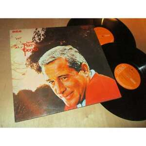 PERRY-COMO-here-is-perry-como-CROONER-COUNTRY-FOLK-RCA-Uk-2-Lp-039-s-1971