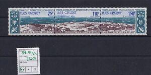 MiNr-89-91-Franz-Geb-i-d-Antarktis-Postfrisch