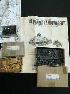 Maquette-1-76-PANZER-KAMPFWAGEN-II-fabricant-NITTO