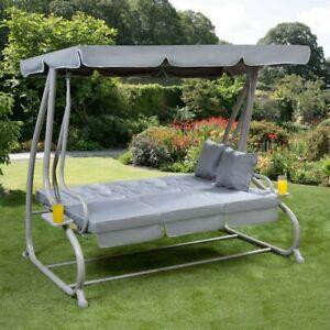 Somerset 3 Seat Swing Hammock Bed Heavy
