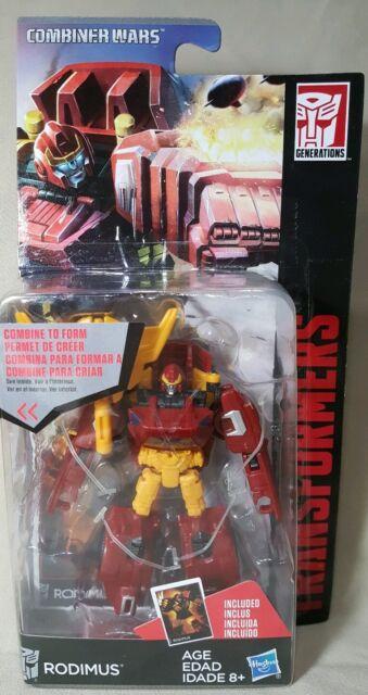 New box Transformers Rodimus Prime Hasbro E0902 Leader Class Action Figure Toys