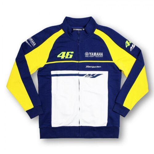 Vr46 Ydmfl 165509 Yamaha Special Rossi Official Valentino fleece Sweatshirt Rq8aTT