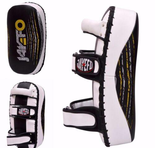 Jayefo Strike Kick thai Pad Shield focus Curved Muay Thai MMA Kicking boxing jfo