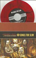 SONGS FOR SLIM Minus 5 & TIM O'REAGAN 1000 MADE RED 7 INCH Vinyl 45 RSD R.E.M.