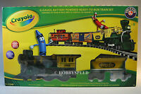 Lionel Crayola Crayon Gauge Set Train Gauge Engine Cars 7-11548