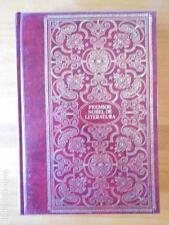 PREMIO NOBEL DE LITERATURA 1919 - CARL SPITTELER - OBRAS ESCOGIDAS (Y1)