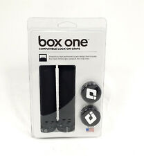 NEW ODI Ruffian BMX Lock-On Grips Bonus Pack 130MM BLACK//BLACK