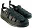 thumbnail 1 - Dr. Martens Mens 8092 Arc Mono Black Leather Slingback Sandals Size 13 New
