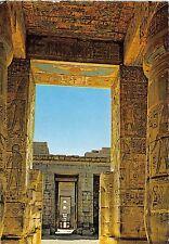 B67668 Egypt  Luxor Medinet habu Ramses Temple