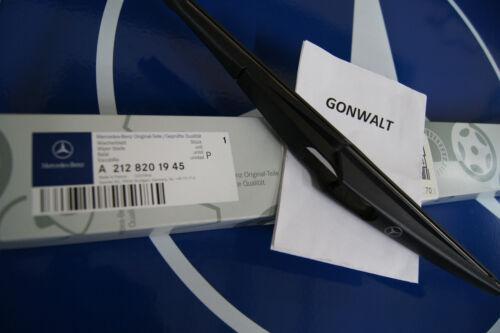 Mercedes Benz GLK350 GLK 350 E350 E 350 Wagon Rear Wiper Blade Genuine
