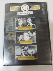 Bijoux-Del-Cinema-Aventures-DVD-23-Cyrano-de-Bergerac-Tulsa-Siudad-de-Lutte-Neuf