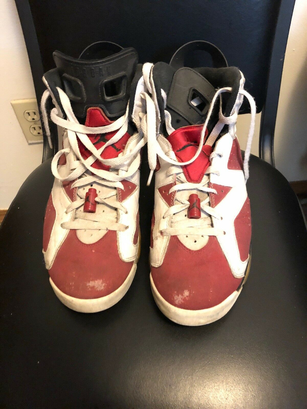 6a4e0921f9af Men s Women s carmine 6 size 11 New New New product The latest technology  Known for