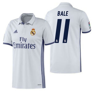 262823e3b Image is loading ADIDAS-GARETH-BALE-REAL-MADRID-HOME-JERSEY-2016-