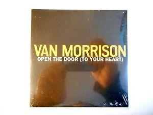 VAN-MORRISON-OPEN-THE-DOOR-EDITED-PROMO-Port-Gratuit-CD-Neuf-NEW