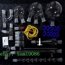 1000new Organic Chemistry Laboratory Unit2429lab Glassware Kitfree Shipping