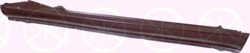 PEUGEOT 205 anno 83-98 außenschweller entry-level lamiera entry-level gonne 2 porte R