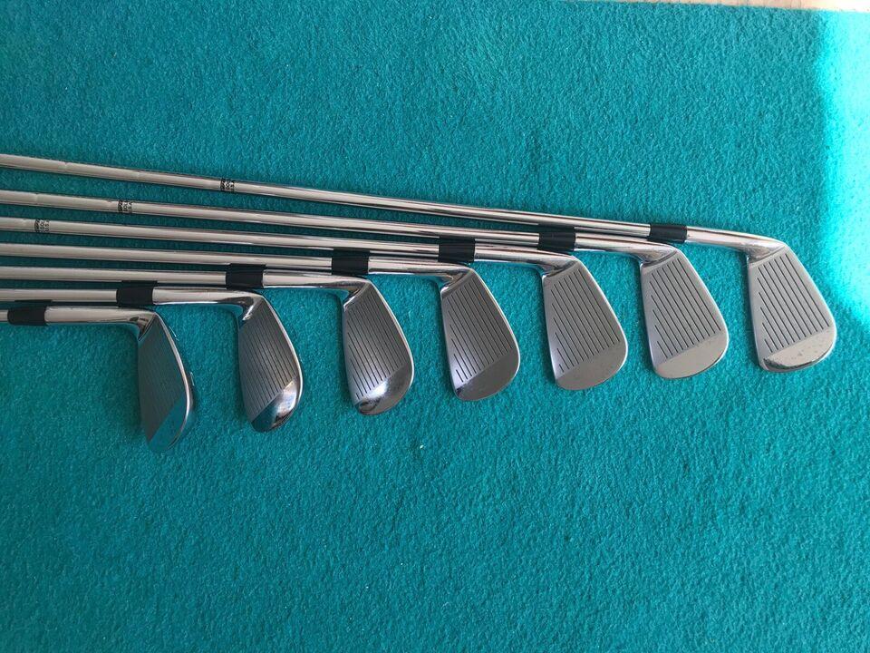 Herre golfsæt, stål, Mizuno MP67