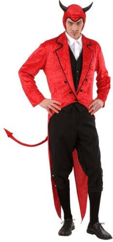 Lucifer Diable Costume nouveau-messieurs Carnaval Déguisement Costume Mr