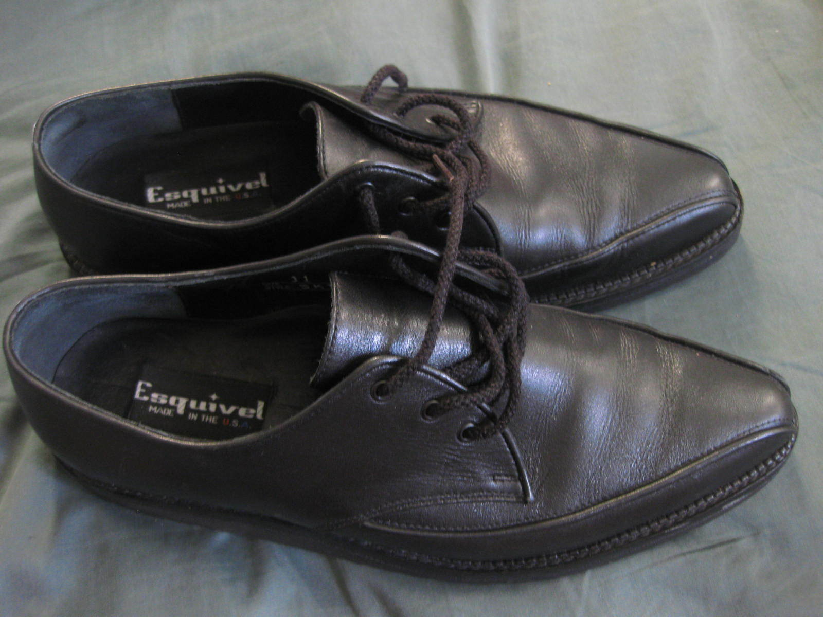 Esquivel Handmade Working Security shoes  Size 11,style SK1