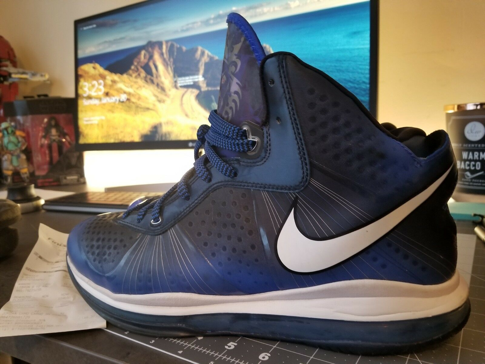 NIKE LEBRON 8 ALL STAR STAR STAR GAME 13 52550f