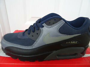 newest 4a97b eb7f0 Image is loading Nike-Air-Max-90-Essential-trainers-shoes-537384-