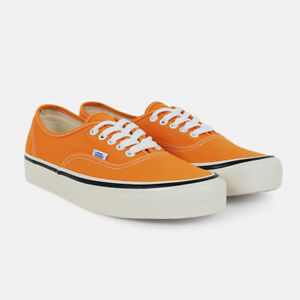 b006de6a950d9a Vans Unisex Authentic 44 DX Anaheim Factory OG Gold Orange White ...