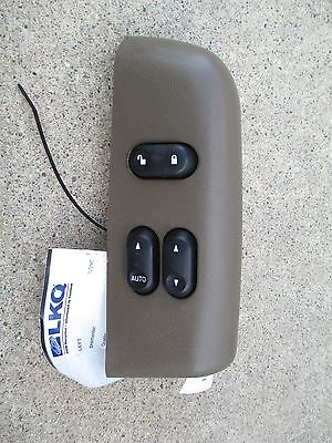02-03 FORD EXPLORER SPORT TRAC DRIVER LEFT SIDE MASTER POWER WINDOW SWITCH