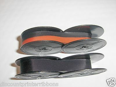 Sears 871.25 FREE SHIPPING Typewriter Ribbons for Sears 871.25 Red and Black