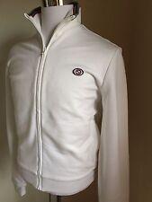 NWT $795 Gucci Men's Jacket Sport Jacket Blazers White Size L Italy