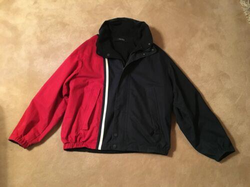 Nautica, men's red/white/blue winter jacket, sz L,
